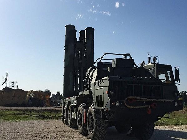Hệ thống tác chiến điện tử Thổ Nhĩ Kỳ triển khai gần Syria khó đe dọa S-400 ảnh 1