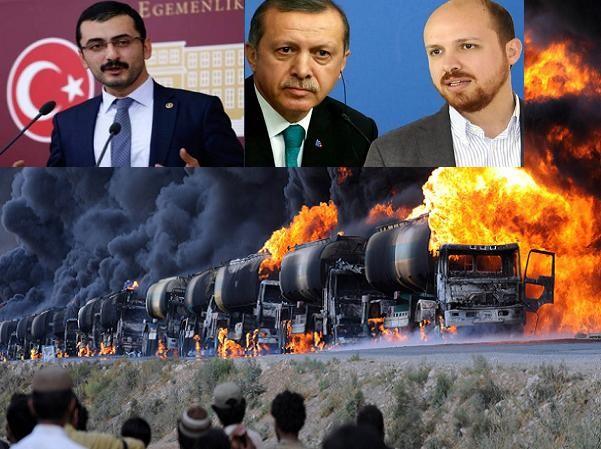 Nghị sĩ Thổ Nhĩ Kỳ tố cáo gia tộc Tổng thống Erdogan câu kết với IS ảnh 1