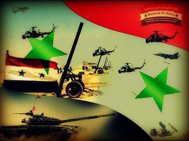 Dưới sự yểm trợ của máy bay Nga, quân đội Syria đang thắng lớn dưới mặt đất