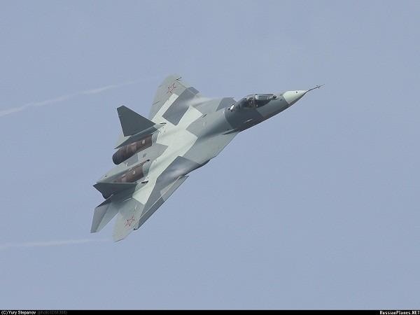 Nga chuẩn bị đưa vào sản xuất máy bay siêu hiện đại thế hệ năm T-50 ảnh 1