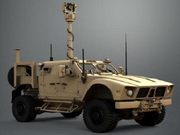 Hệ thống định vị mục tiêu Venom của lục quân Mỹ
