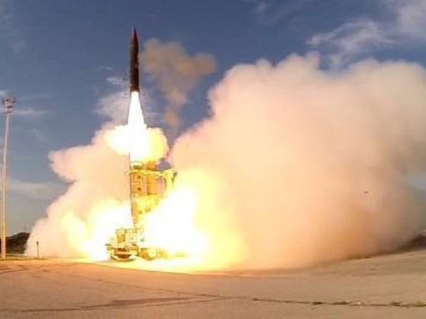 Tên lửa Arrow-3