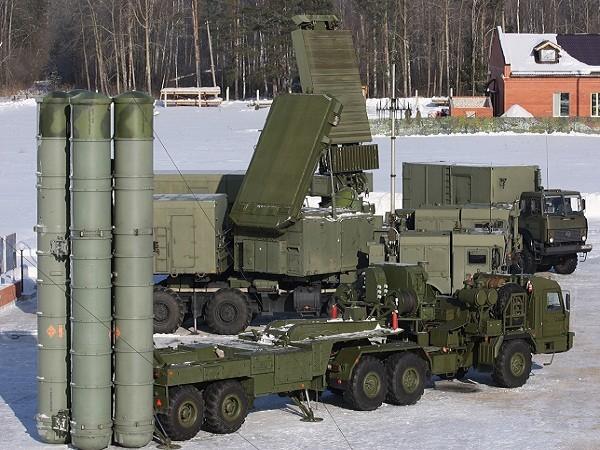Hệ thống tên lửa phòng không uy lực của Nga