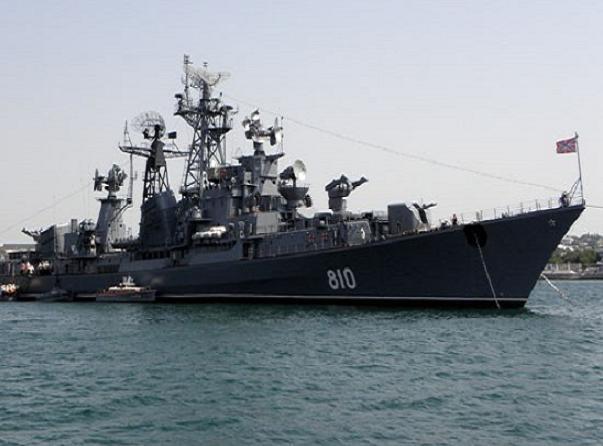 Khu trục hạm Smetlivyi là chiếc cuối cùng thuộc lớp Kashin còn hoạt động