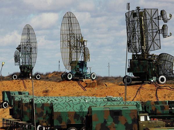 Lực lượng radar phòng không Nga tham gia một cuộc diễn tập