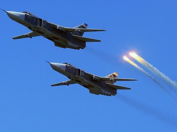 Quan hệ Nga- Thổ Nhĩ Kỳ hết sức căng thẳng sau vụ Su-24 (Ảnh minh họa)