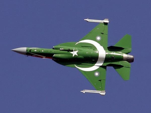 Máy bay chiến đấu JF-17 Thunder của Pakistan