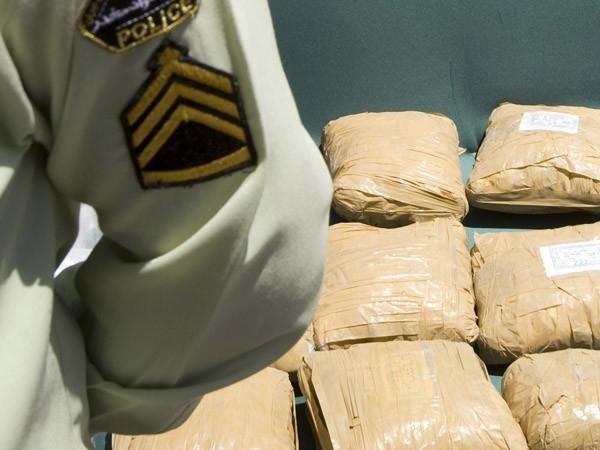 Số thuốc phiện từ Afghanistan đang trên đường tới Thổ Nhĩ Kỳ thì bị bắt giữ