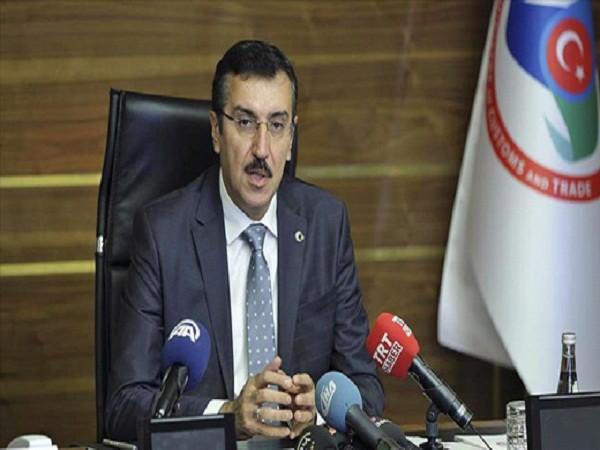 Bộ trưởng Thương mại và thuế quan Thổ Nhĩ Kỳ Bulent Tufenkci