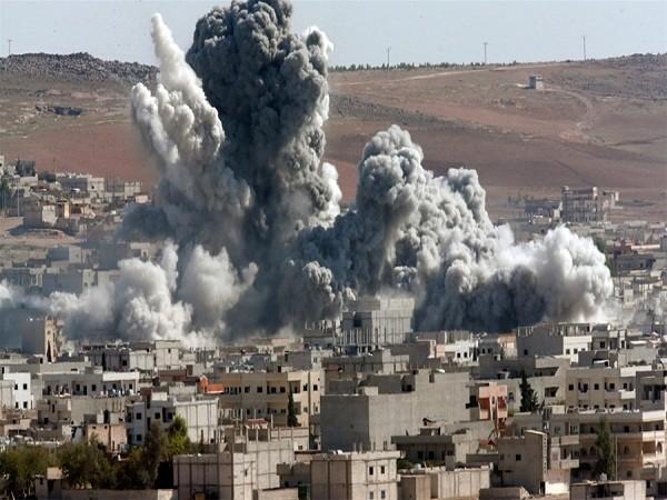 Nga: Các vụ không kích của Mỹ khiến hàng trăm thường dân Syria thương vong ảnh 1