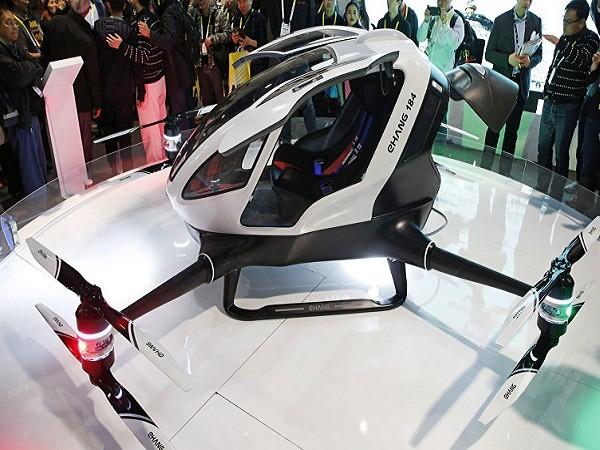 UAV chở khách Ehang 184 của Trung Quốc