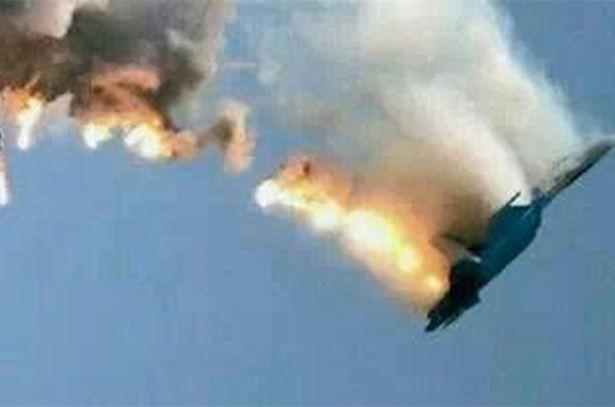 Mọi liên hệ giữa hai nước đã bị đình chỉ sau vụ F-16 Thổ Nhĩ Kỳ bắn rơi Su-24 Nga
