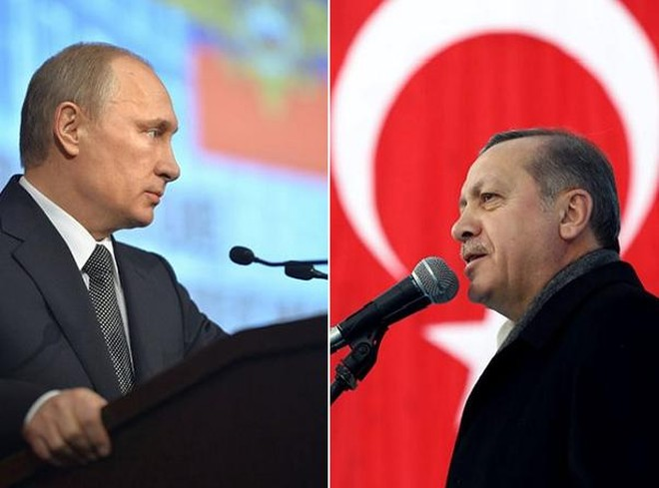 Quan hệ Nga-Thổ Nhĩ Kỳ đang ở trong giai đoạn căng thẳng tột độ