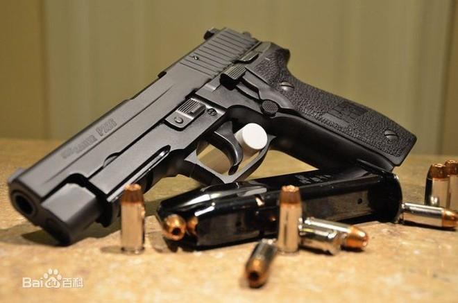 SIG P226 của Đức
