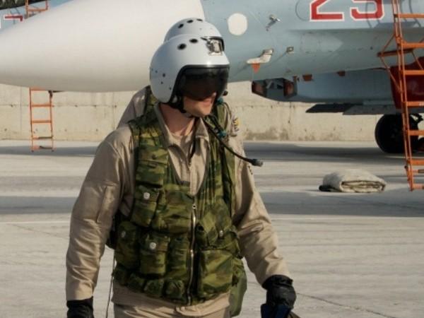 Quân nhân Nga thể hiện bản lĩnh trận mạc ở chiến trường Syria ảnh 1