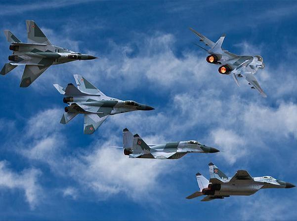 Tiêm kích đánh chặn MiG-29SMT của Nga