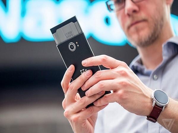 Blackberry từ bỏ BB10, chuyển hẳn sang Android? ảnh 2