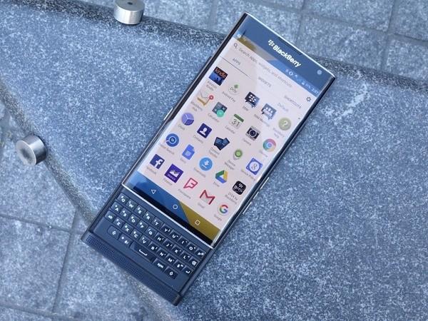 Blackberry từ bỏ BB10, chuyển hẳn sang Android? ảnh 1
