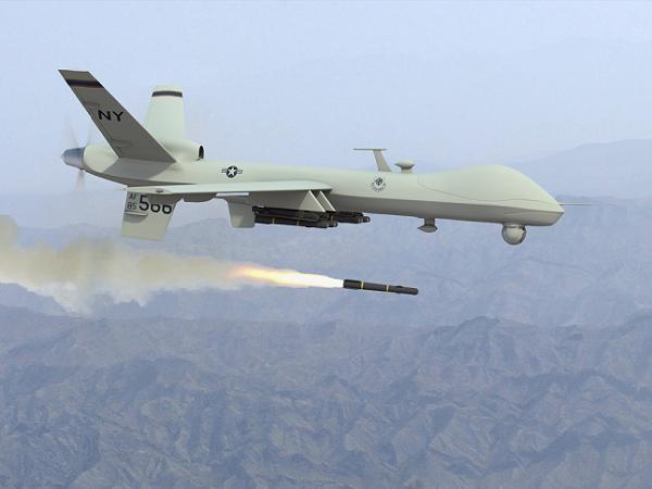 Mỹ sử dụng UAV để tấn công IS tại Afghanistan (Ảnh minh họa)