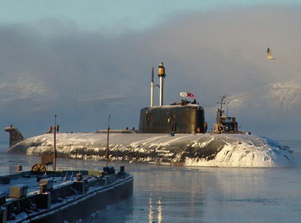 Các ngầm hạt nhân lớp Oscar II được cải tạo để mang tên lửa hành trình Kalibr-PL