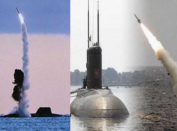 Nga trang bị ồ ạt tên lửa Kalibr cho cả tàu ngầm hạt nhân và tàu ngầm thông thường