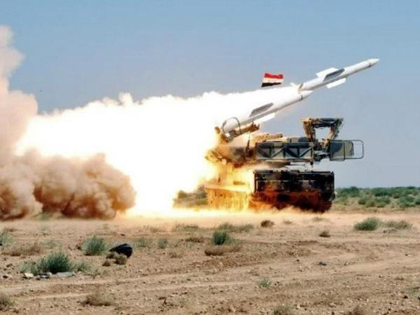 Quân đội Syria vẫn sử dụng vũ khí Nga để tấn công IS (Ảnh minh họa)