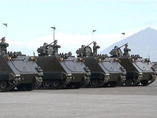 Xe bọc thép chở quân M-113A2