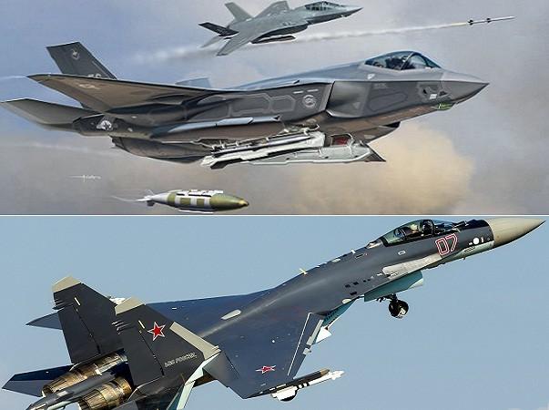 Su-35S được coi có thể đối đầu ngang ngửa với F-22, F-35 trong không chiến tầm gần