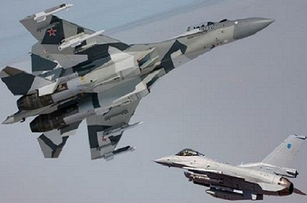 Su-35S được coi có sức mạnh vượt trội các chiến đấu cơ cùng thế hệ thứ 4 của phương Tây như F-16