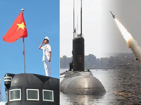 So sức mạnh 6 tàu ngầm Kilo Việt Nam và Hạm đội Biển Đen ảnh 1