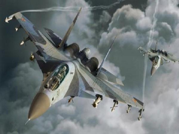 Chiến đấu cơ Su-30 của Nga