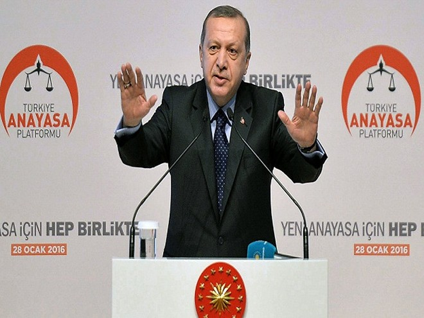 Tổng thống Thổ Nhĩ Kỳ lên án gay gắt việc Mỹ ủng hộ người Kurd ảnh 1
