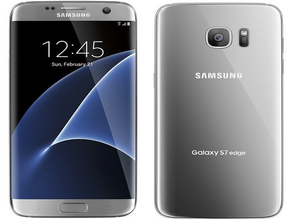 Rò rỉ thêm ảnh màu sắc của Galaxy S7 edge. ảnh 2