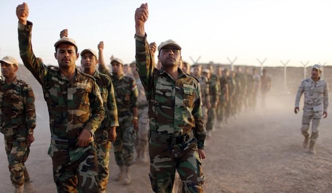 Người Kurd, Syria cáo buộc Thổ Nhĩ Kỳ nã pháo vào mình ảnh 1