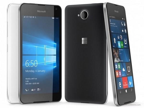 Lumia 650 chính thức ra mắt: Màn hình 5 inch, vỏ nhôm, giá bán 200 USD. ảnh 1
