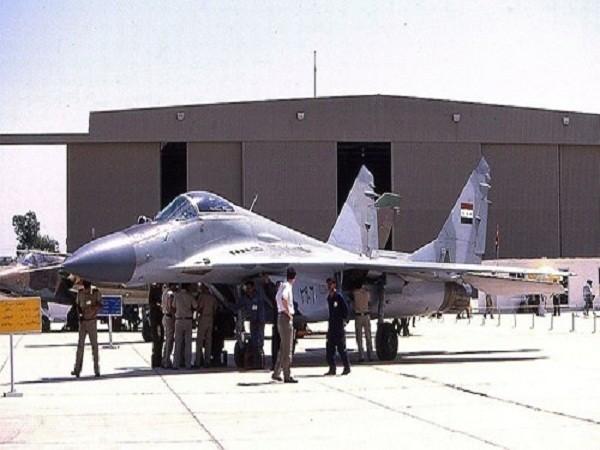 Không quân Iraq đã từng sở hữu những chiếc MiG-29 do Liên Xô chế tạo.