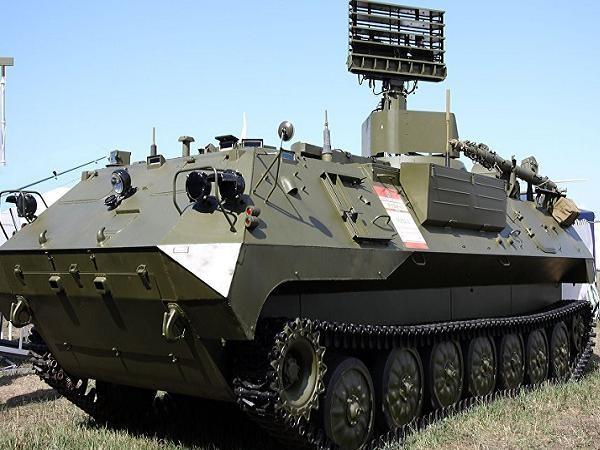 Hệ thống kiểm soát phòng không tự động Barnaul-T