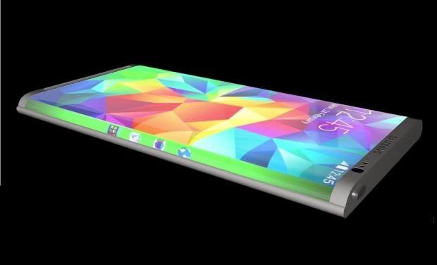 Rò rỉ thêm ảnh màu sắc của Galaxy S7 edge. ảnh 1