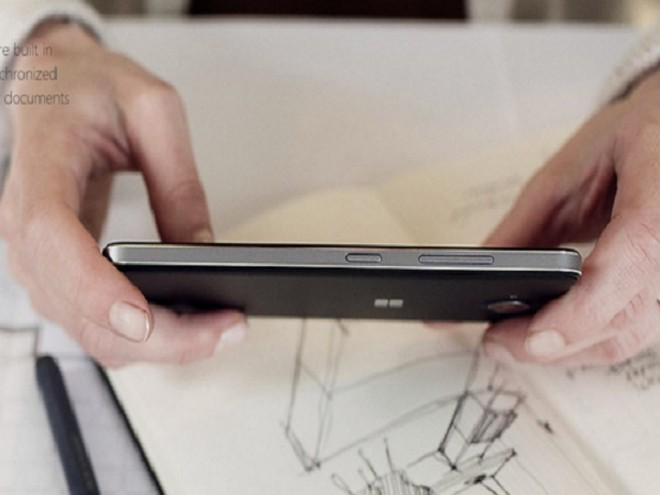 Lumia 650 chính thức ra mắt: Màn hình 5 inch, vỏ nhôm, giá bán 200 USD. ảnh 2