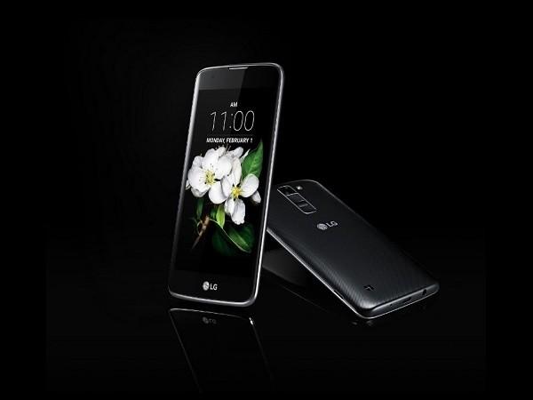 LG K8 chính thức ra mắt ảnh 6