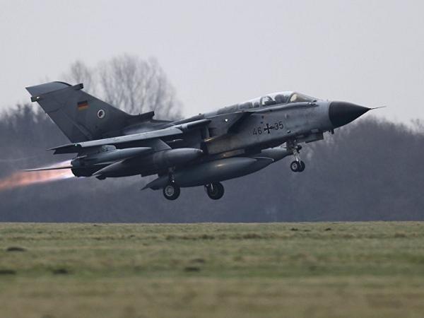 Máy bay chiến đấu Tornado của không quân Đức