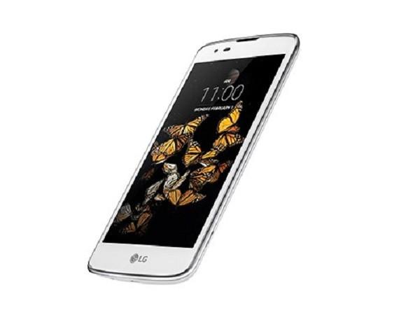 LG K8 chính thức ra mắt ảnh 2