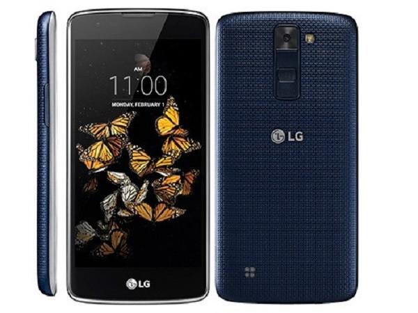 LG K8 chính thức ra mắt ảnh 1