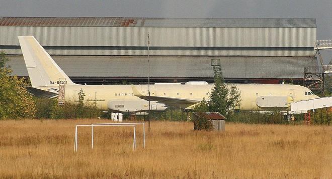 Máy bay trinh sát Nga bay thẳng từ nhà máy sang tham chiến ở Syria ảnh 2