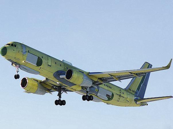 Máy bay trinh sát Nga bay thẳng từ nhà máy sang tham chiến ở Syria ảnh 1