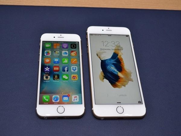 Doanh thu từ iPhone bất ngờ giảm ảnh 1