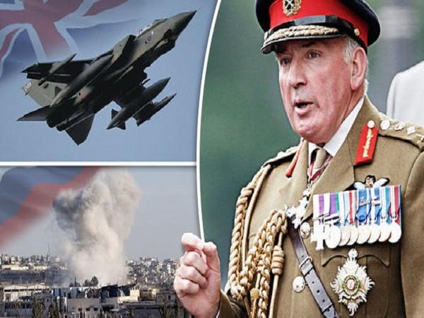 Tướng Anh: London nên theo Moscow ủng hộ chế độ Assad ảnh 1