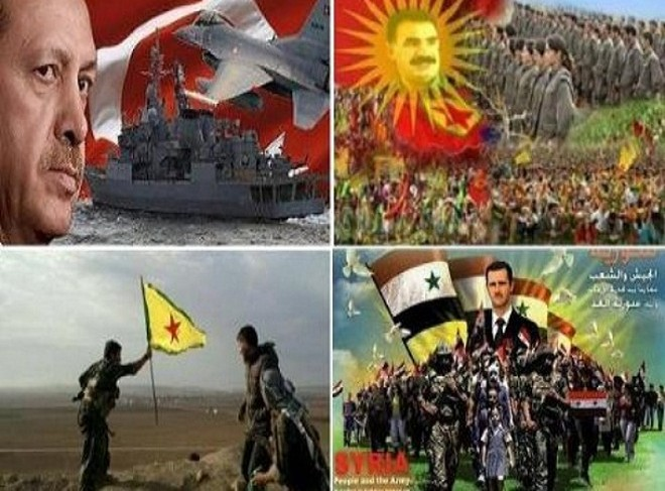 Thổ Nhĩ Kỳ tức giận trước thắng lợi của chính quyền Assad và người Kurd ảnh 1