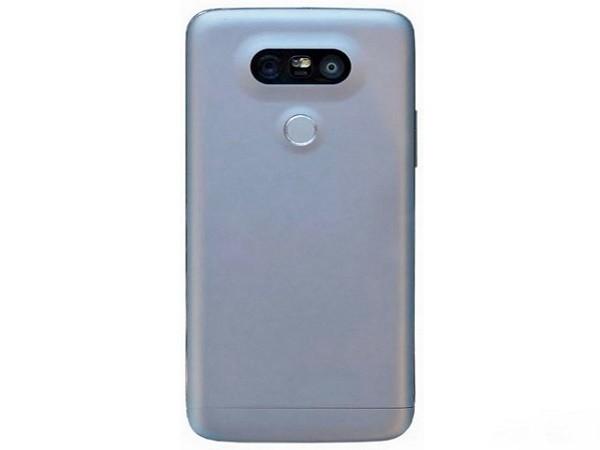 Rò rỉ loạt ảnh mới của LG G5 trước ngày ra mắt ảnh 1