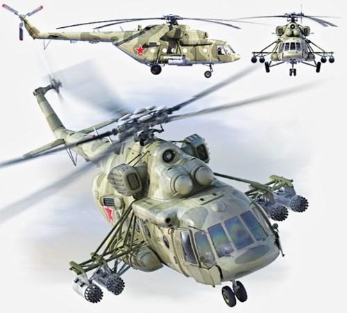 Thái Lan dự định đặt mua lượng lớn trực thăng hiện đại của Nga ảnh 1